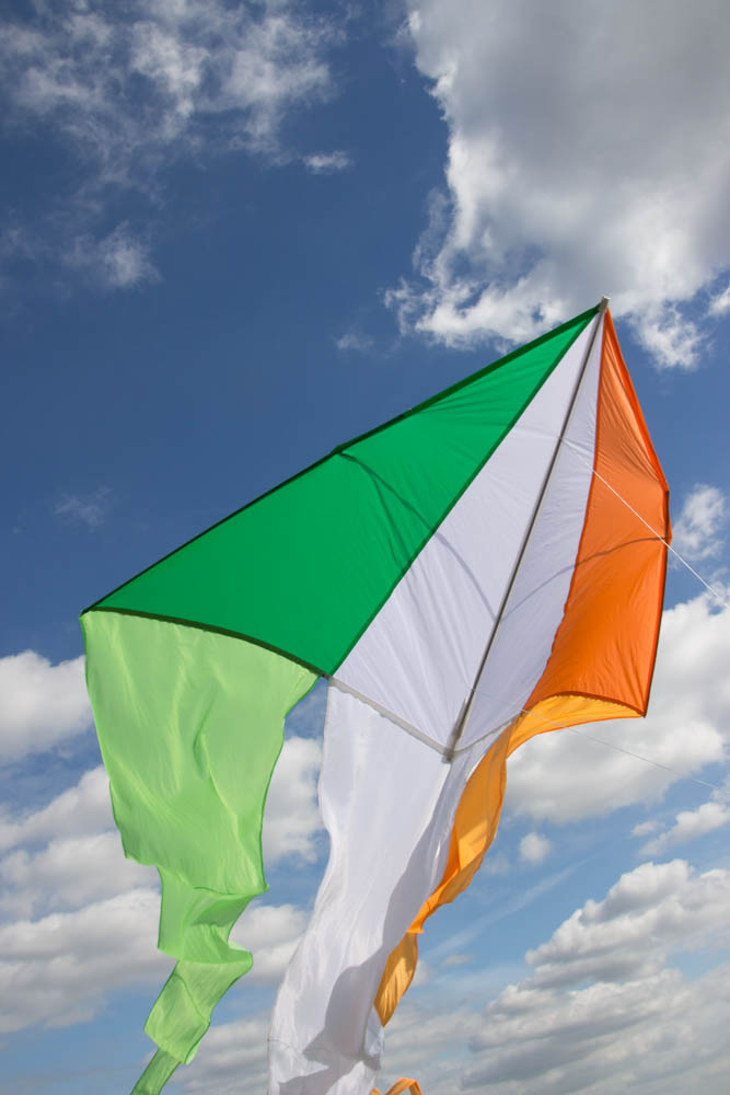 F-tail Delta,Republic of Ireland,Mirai: Green, White, Orange